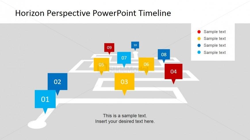 Milestone PowerPoint Slide