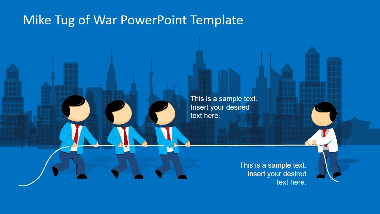 Game Show Powerpoint Template