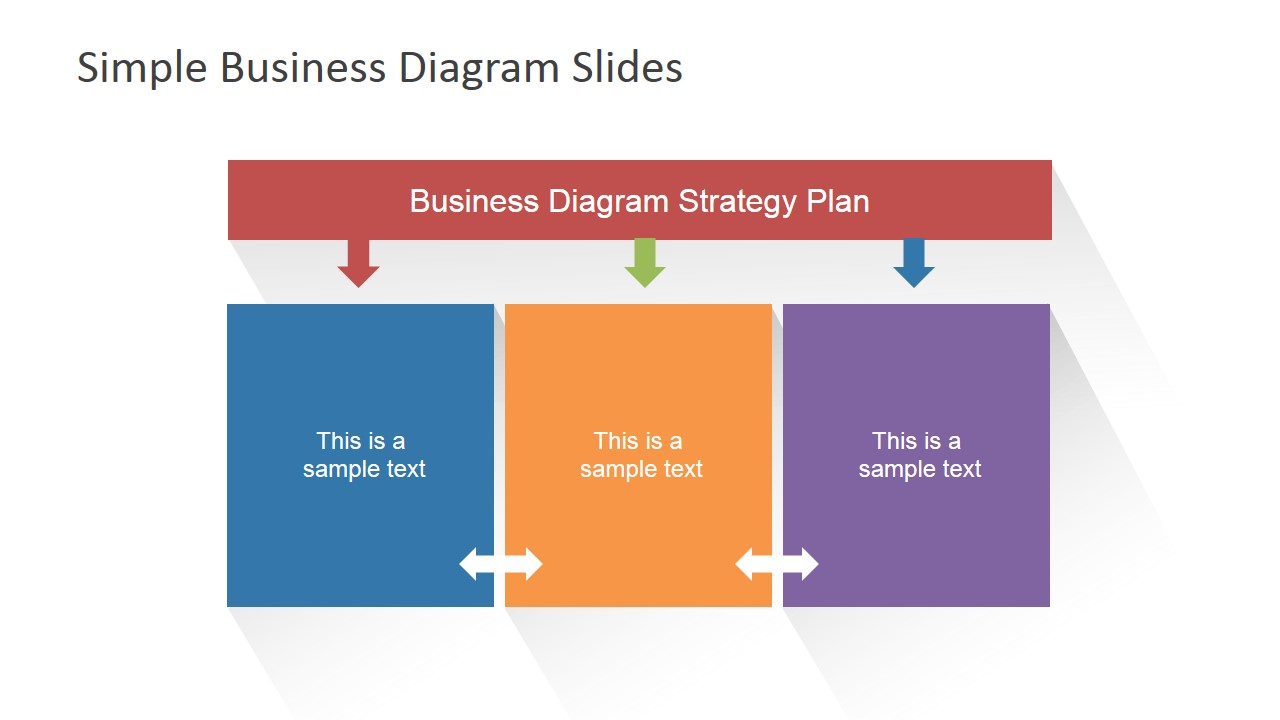Simple Business Layout For Powerpoint