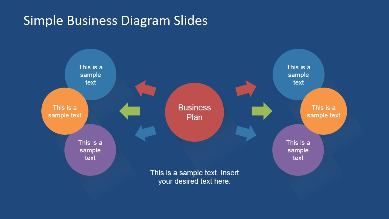 Simple Business    Diagrams    Slides for PowerPoint  SlideModel