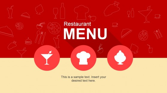 Food Powerpoint Templates
