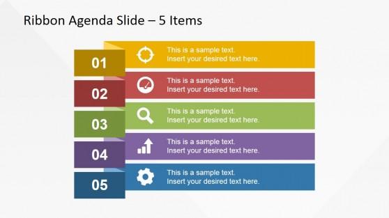 presentation agenda template