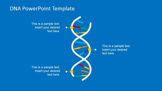 Picture of DNA for PowerPoint