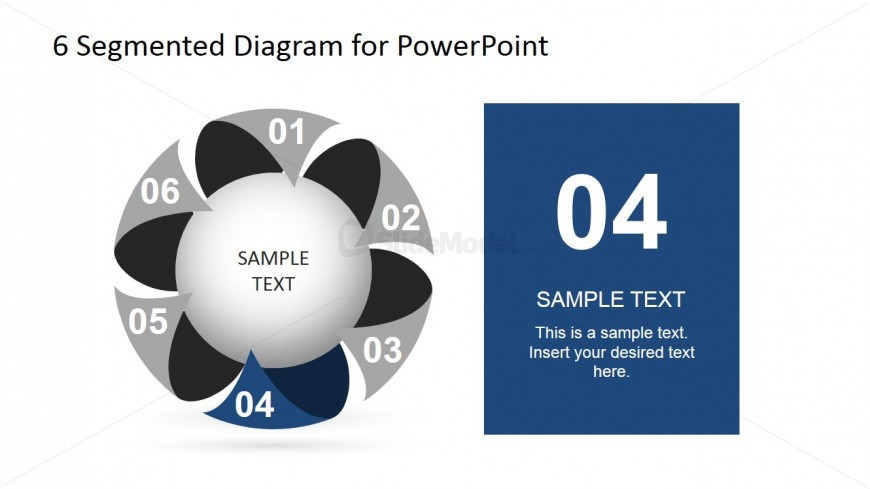 6 Segmented Diagram Featuring Fourth Step