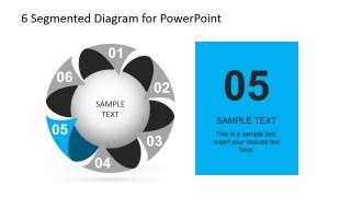 6 Segmented Diagram Emphasizing Step 5