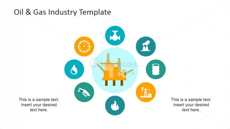 Oil and gas industry players slide design slidemodel powerpoint clipart of oil and gas industry value chain toneelgroepblik Image collections