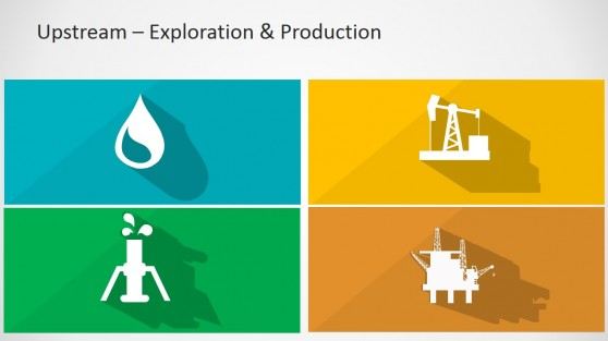 Upstream - Exploration and Production Slide Design