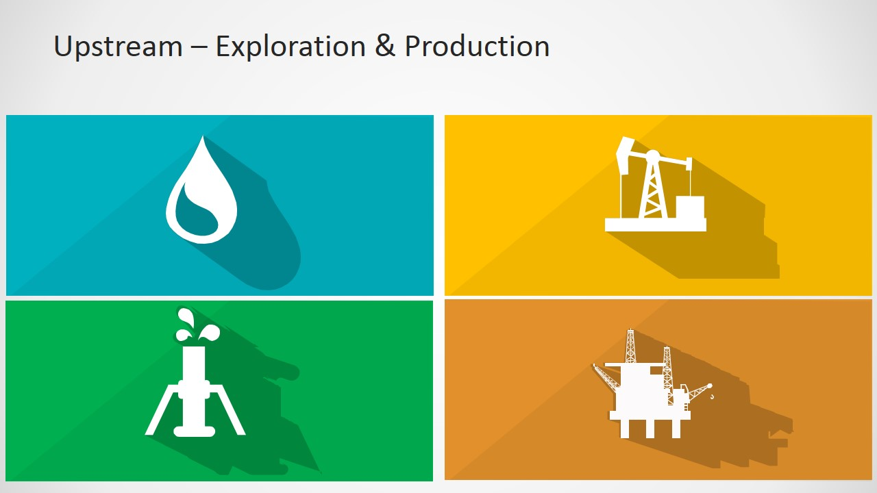 Oil & Gas Industry PowerPoint Template - SlideModel