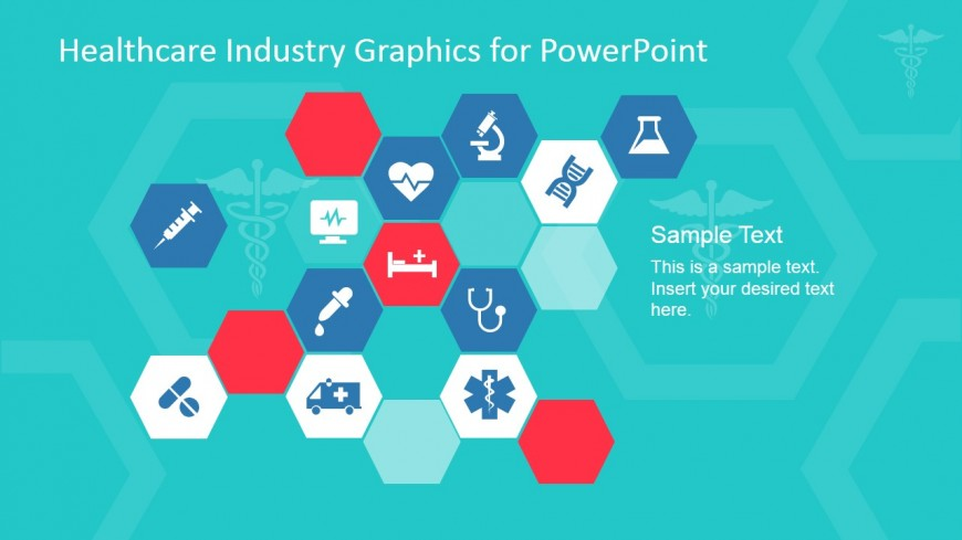 PowerPoint Clipart Graphics for Medicine and Health