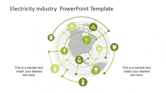 Global Electricity Industry PowerPoint