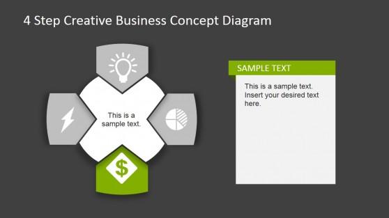 6740-02-4step-business-concept-diagram-dark-4