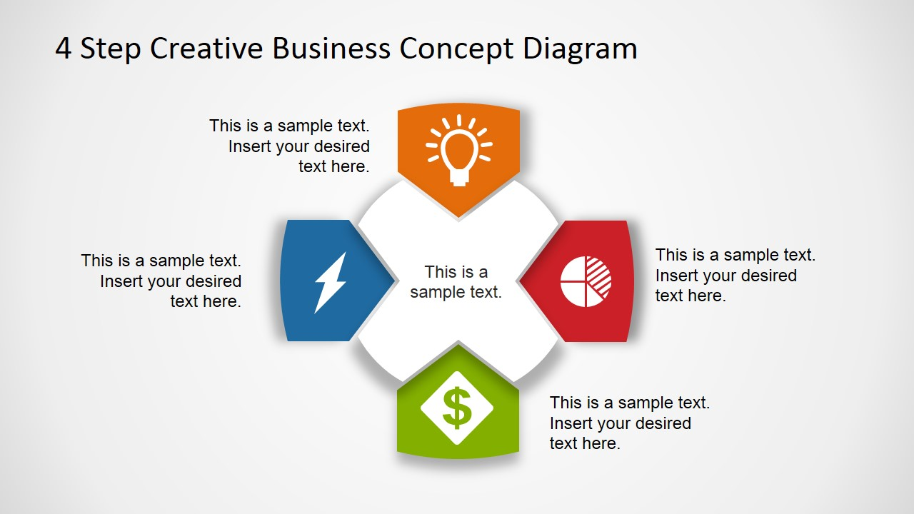 Creative Business Diagram Design for PowerPoint