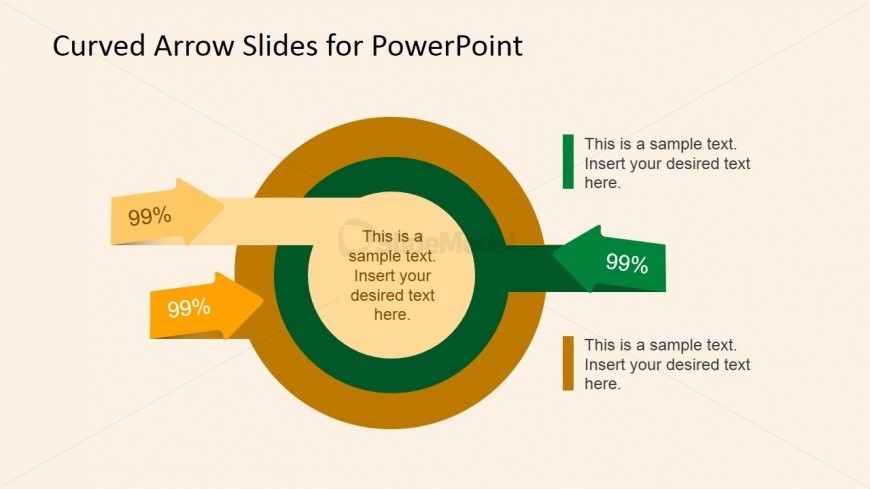 PowerPoint Template for an Easy Presentation