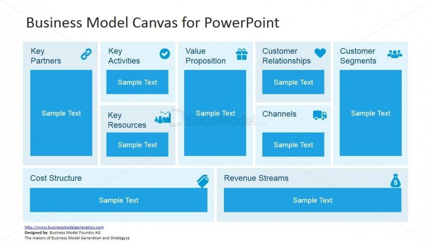 Market Model Business Plans Ppt Slide Template
