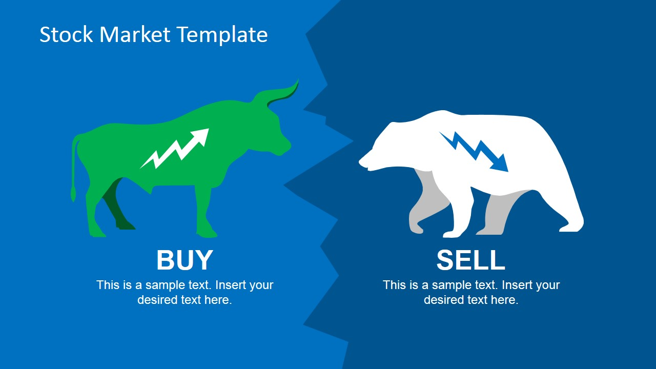 stock market ppt templates free download stock market powerpoint template slidemodel