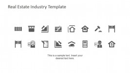 Real Estate Icons for PowerPoint