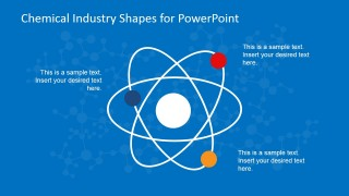 chemical industry shapes for powerpoint slidemodel