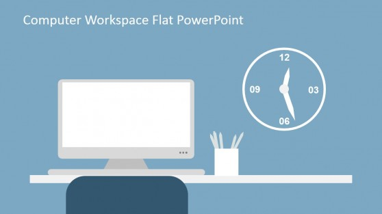 Infographic PowerPoint Template for Business Presentations