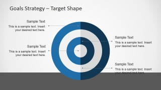 Flat Target Shape for PowerPoint