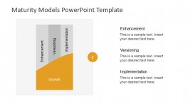 Growth Phase of Product Life Cycle Model for PowerPoint