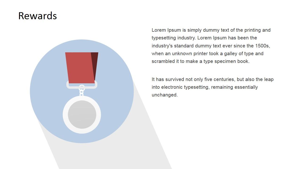 Rewards System PowerPoint Template