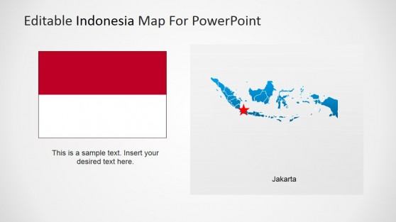 Republic of Indonesia Capital Jakarta