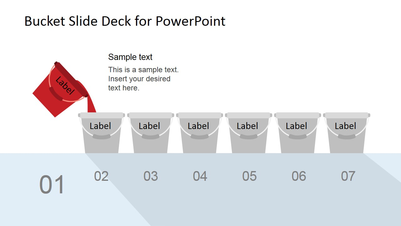 Bucket Diagram Powerpoint Templates Slidemodel