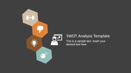 SWOT Analysis Thank You Page Design