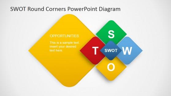 SWOT Opportunities PowerPoint Slide Design
