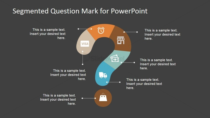 PowerPoint Shapes Featuring Buying Process