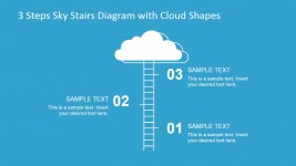 Cloud Shape Illustrations for PowerPoint