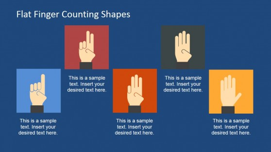 Counting Fingers for PowerPoint