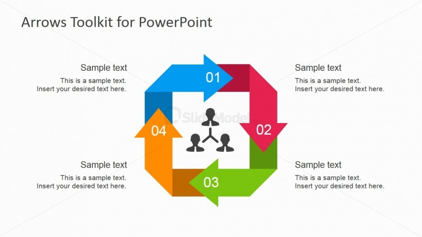 how to draw an arrow in powerpoint
