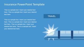 Insurance Train Accident PowerPoint Slide