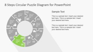 6911-04-8 steps-circular-puzzle-diagram-8