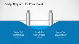 2D Bridge Graphic for PowerPoint