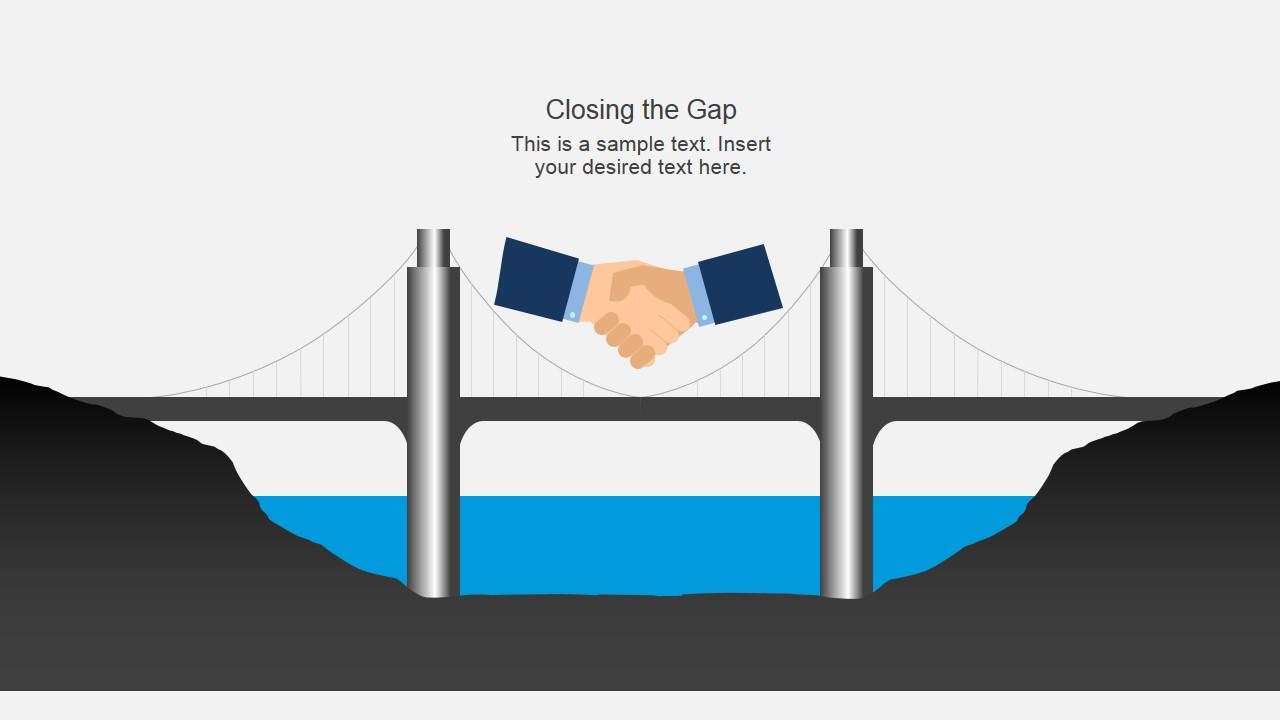 Bridge diagrams powerpoint template slidemodel bridge diagrams powerpoint template ccuart Gallery
