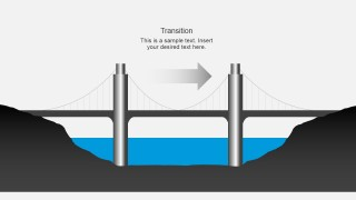 Bridge diagrams powerpoint template slidemodel present your companys important business procedures with the bridge diagram powerpoint template the office template is ideal for showcasing a series of ccuart Gallery
