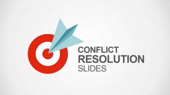 conflict powerpoint templates
