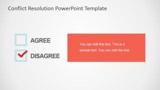 PowerPoint Checklist Disagreement Toipcs