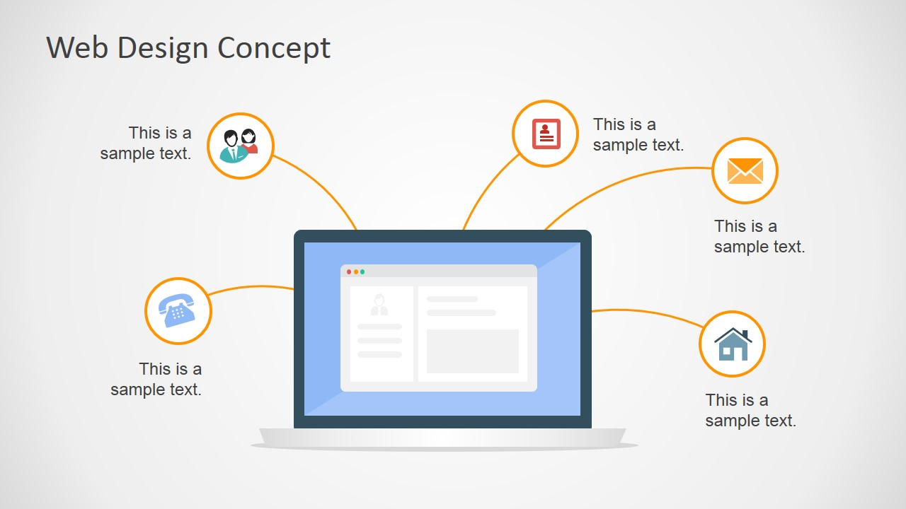 web design powerpoint templates