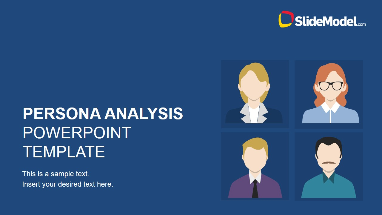 persona analysis powerpoint template slidemodel