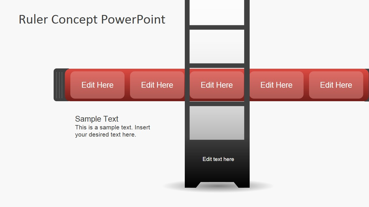 how to show ruler in powerpoint