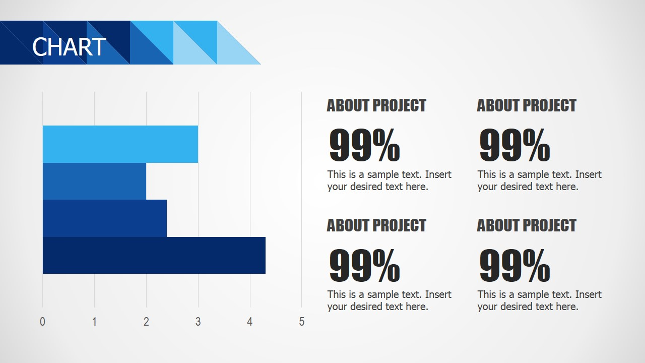 PPT Bar Chart with Editable Series