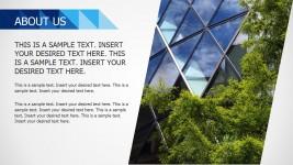 Company Description PPT Slide Design