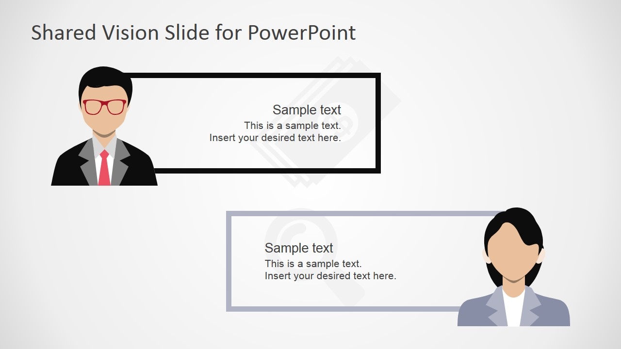 PowerPoint Process Build Shared Vision
