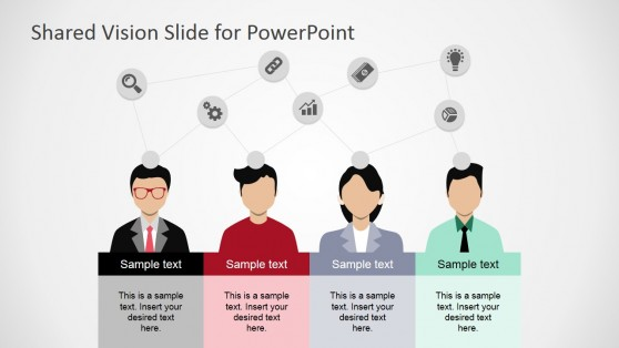 Shared Vision Modeling PowerPoint Template