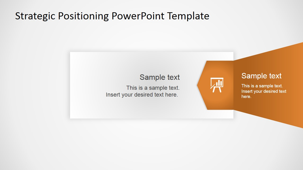 Strategy layout powerpoint template slidemodel powerpoint flat strategy quadrants right arrow toneelgroepblik Gallery
