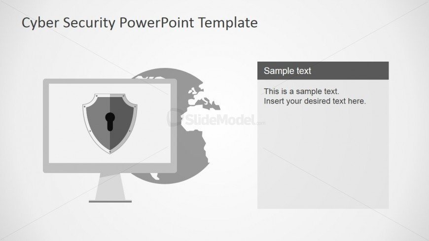 PowerPoint Slide Design Featuring Backdoor Vulnerability