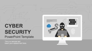 Cyber Crime PowerPoint Template